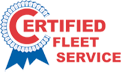 Certified Fleet Logo